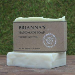 handmade soap vegan organic